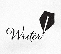 author website logo