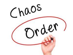 order-chaos-organization