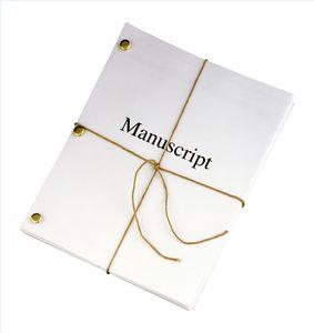 Self-Editing Manuscript Submission