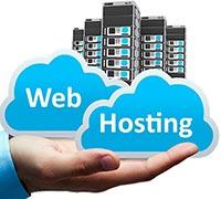 webhosting for online platform